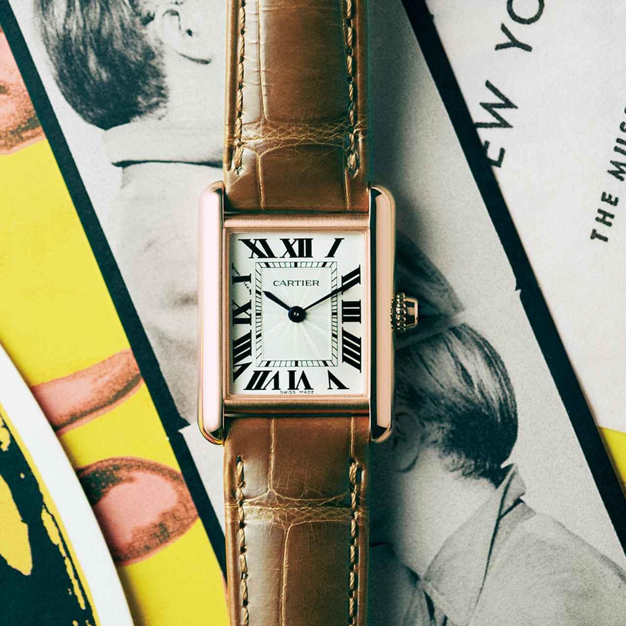 Images : 4番目の画像 - 「セレブに愛された時計」のアルバム - T JAPAN:The New York Times Style Magazine 公式サイト
