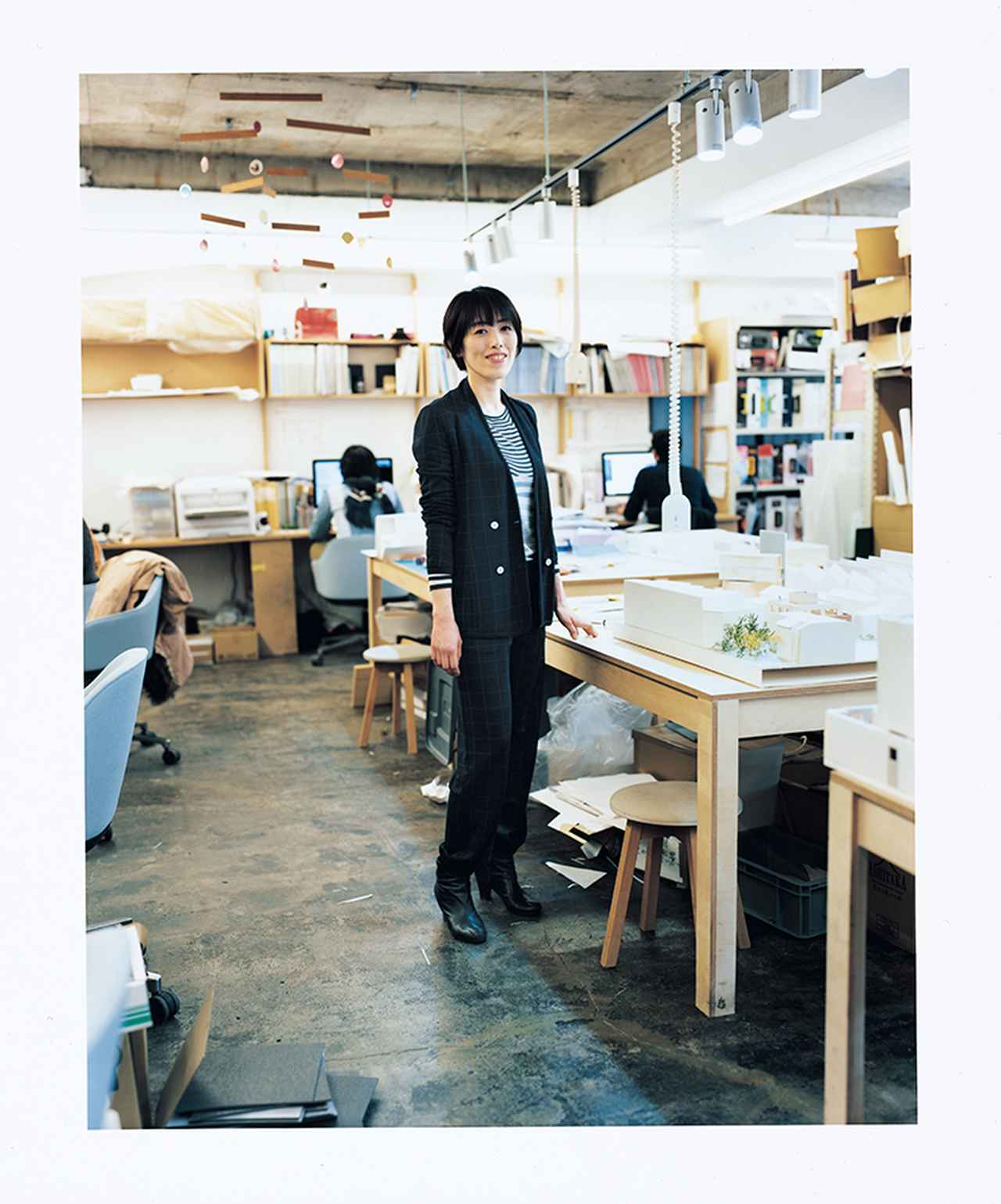 Images : 成瀬友梨(建築家)