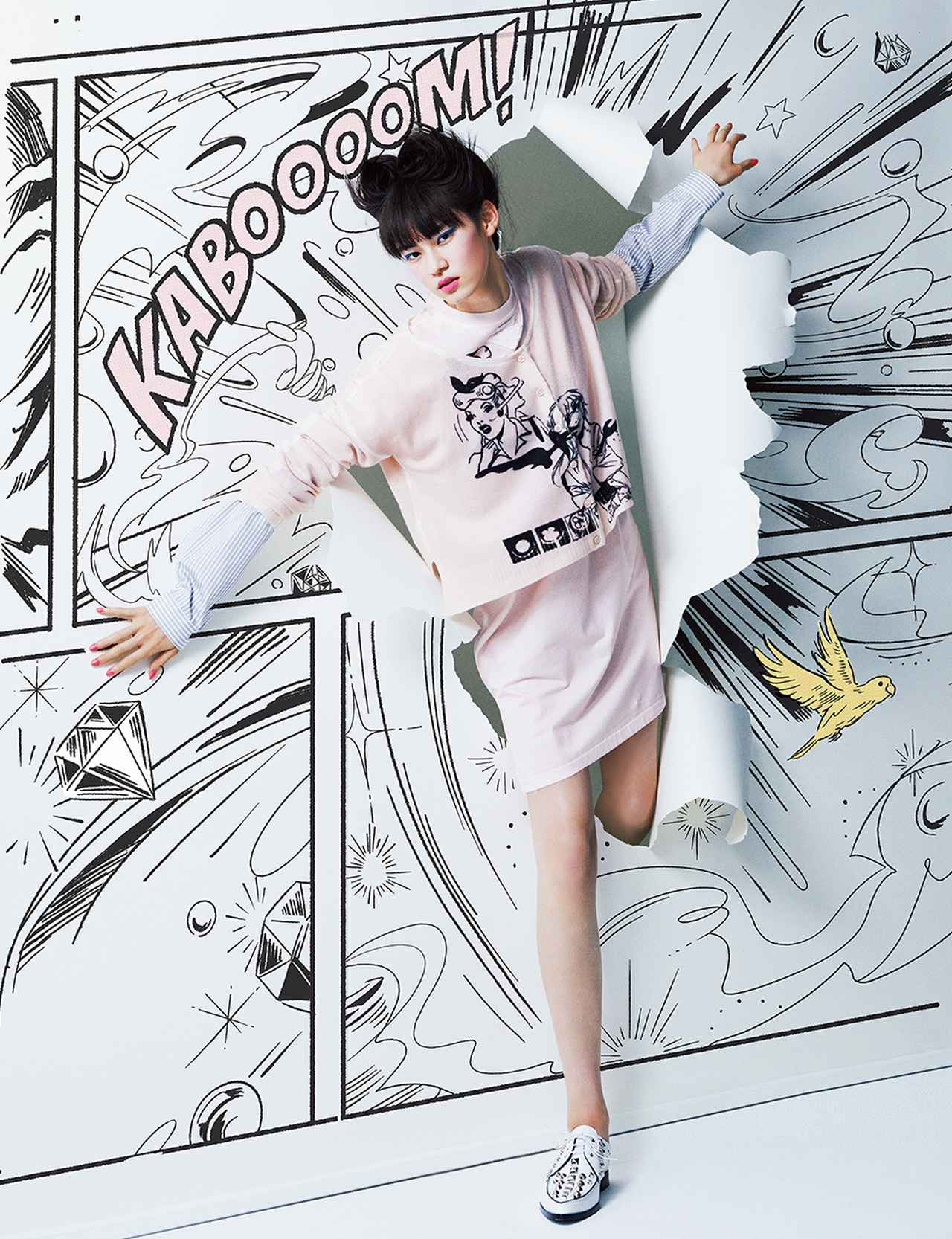 Images : 2番目の画像 - 「ファッションは愉快だ!」のアルバム - T JAPAN:The New York Times Style Magazine 公式サイト