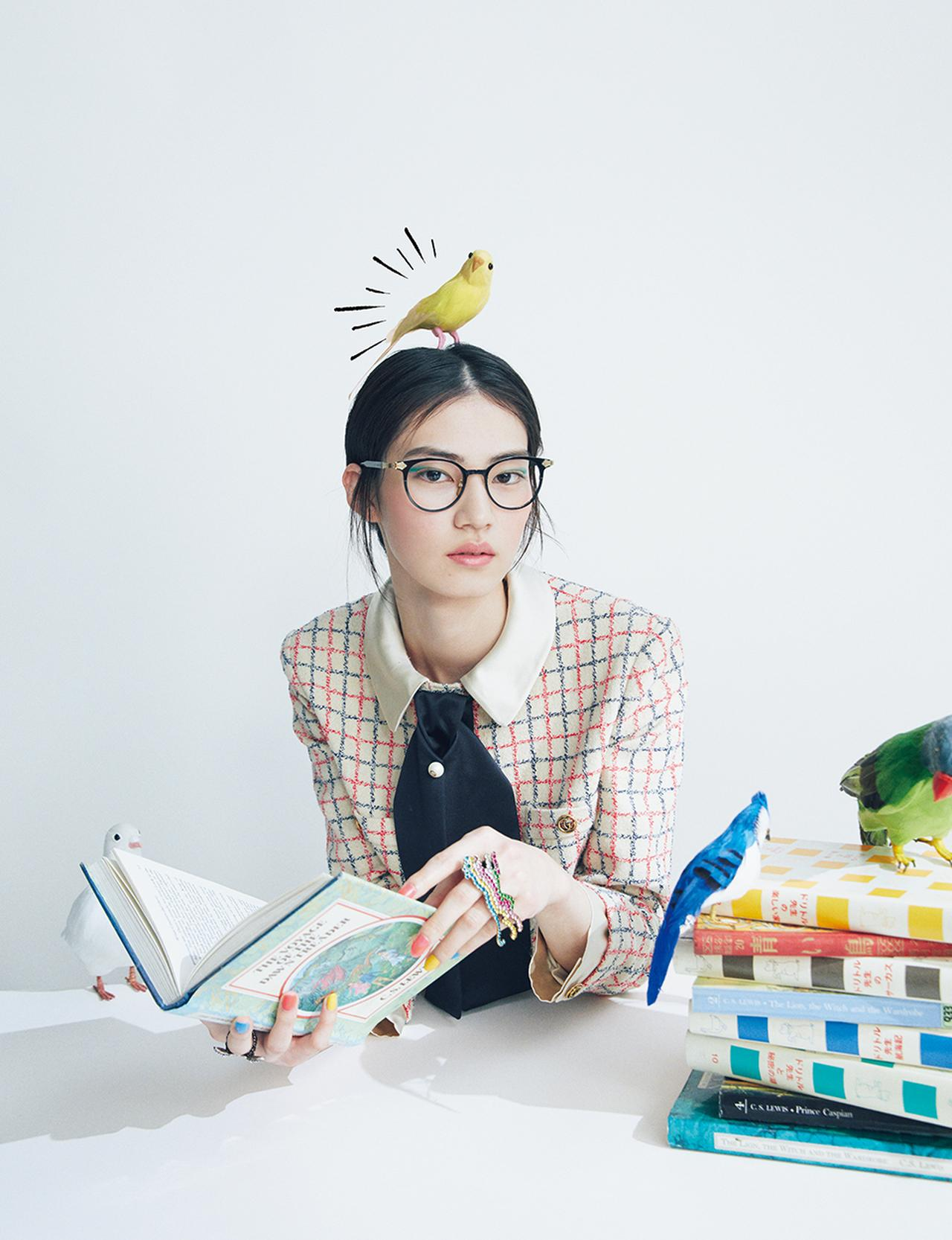 Images : 1番目の画像 - 「ファッションは愉快だ!」のアルバム - T JAPAN:The New York Times Style Magazine 公式サイト
