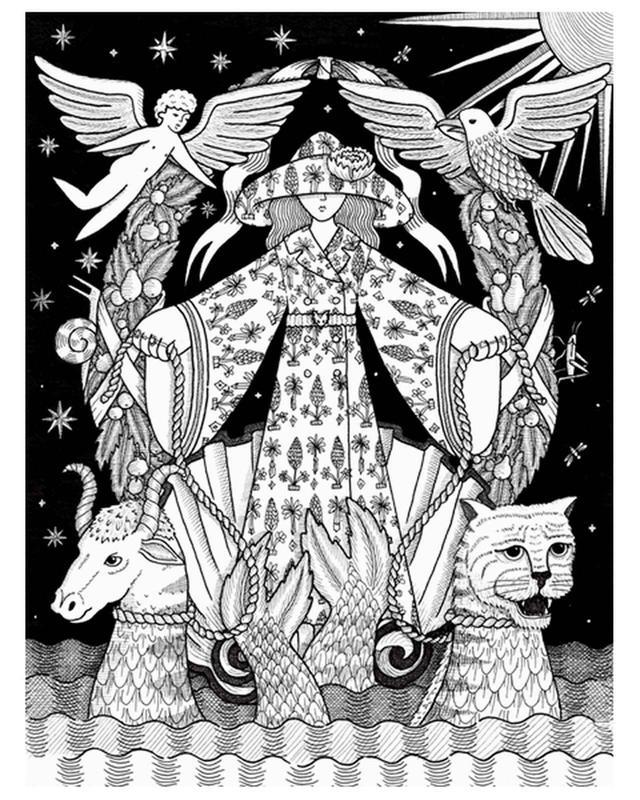 画像: ジェイド・ フィッシュ『世界』 COURTESY OF JAYDE FISH