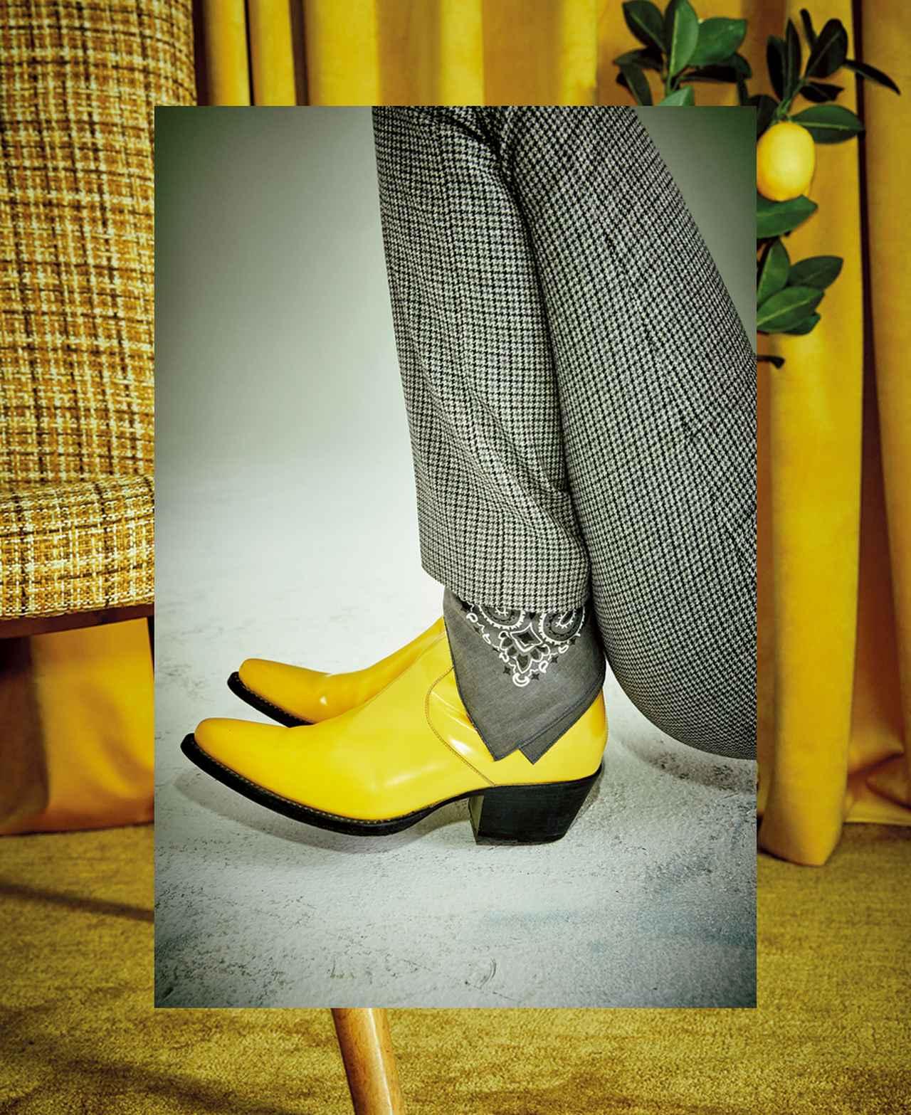 Images : 2番目の画像 - 「カウボーイ風だけど都会的!? ブーツ×70年代風ウールパンツ」のアルバム - T JAPAN:The New York Times Style Magazine 公式サイト