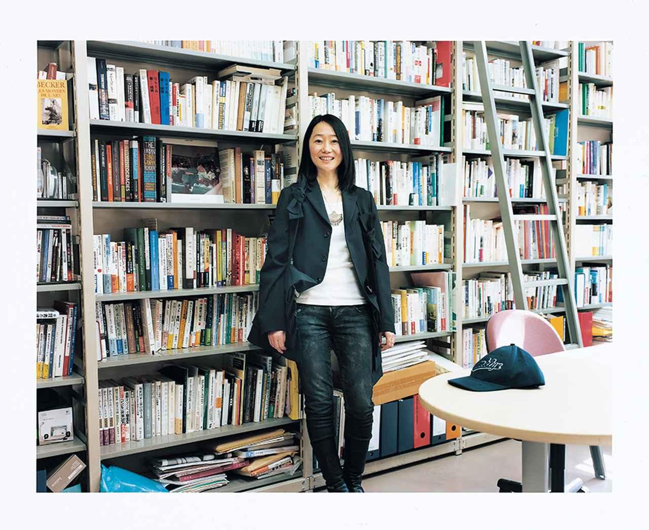 Images : 森 千香子(社会学者)