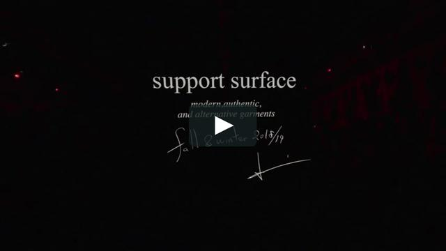 画像1: 2018年3月20日に開催された2018-19年秋冬コレクションのショーの様子 vimeo.com