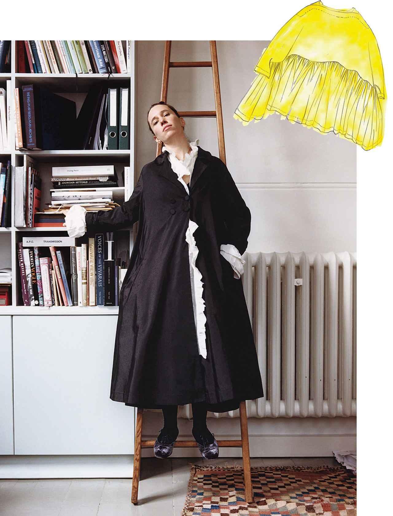 Images : 3番目の画像 - 「ランウェイではなく 「生活のための服」を作る 3人のデザイナー」のアルバム - T JAPAN:The New York Times Style Magazine 公式サイト
