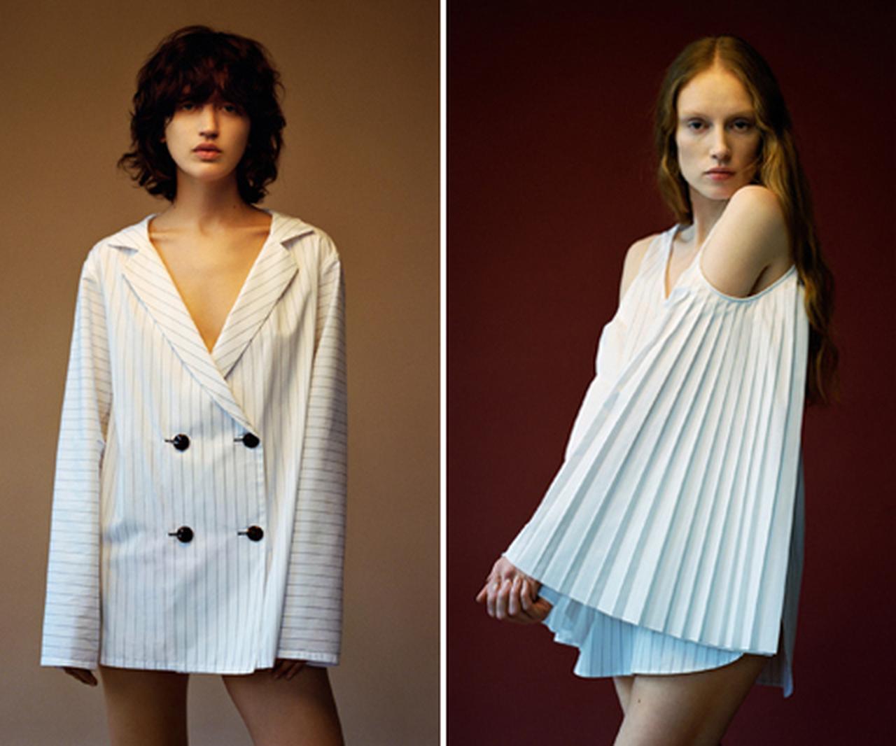 Images : 3番目の画像 - 「セリーヌ出身デザイナーが 手がける シャツに特化した新進ブランド」のアルバム - T JAPAN:The New York Times Style Magazine 公式サイト