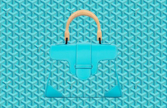"""画像: 人気の""""サイゴン""""をミニサイズにリニューアル。ブナ材のハンドルがアクセントに。取り外し可能なストラップつき サイゴン ミニ<H15 × W20 × D7.5cm>¥360,186"""