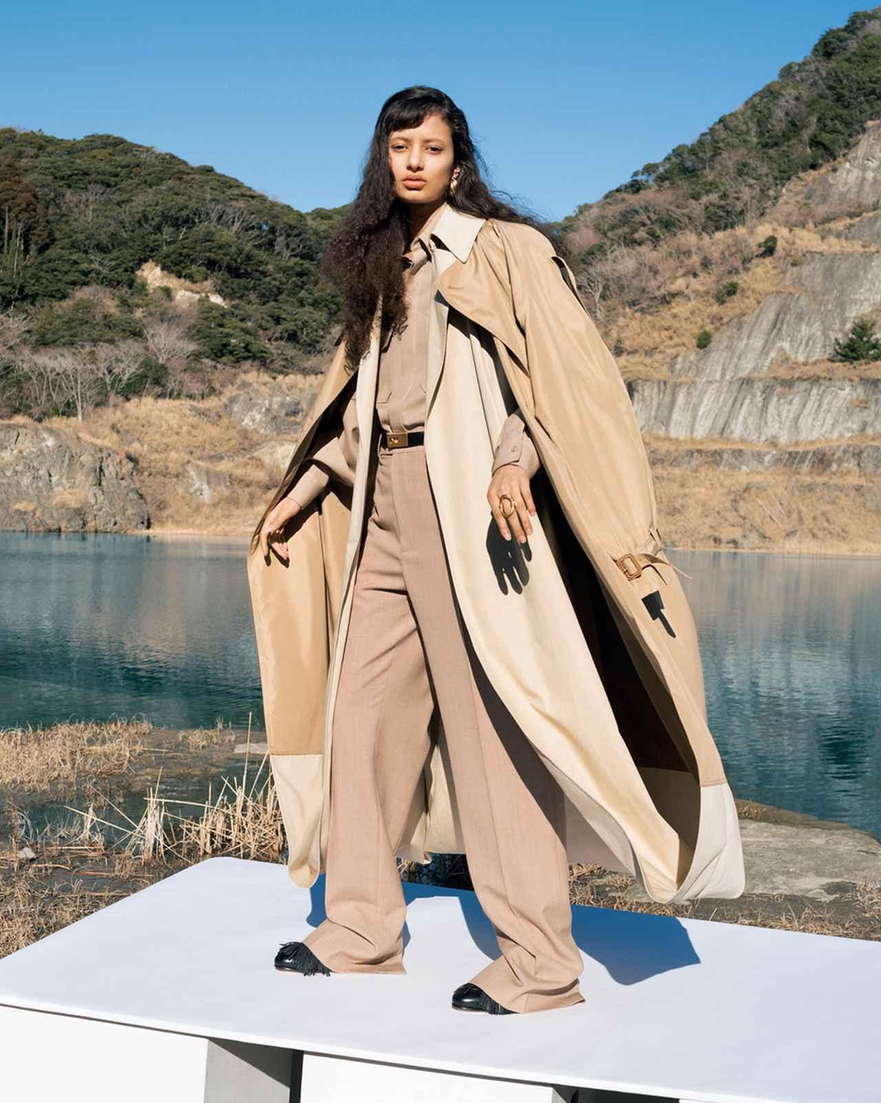 Images : 2番目の画像 - 「トレンチコートの多様性」のアルバム - T JAPAN:The New York Times Style Magazine 公式サイト