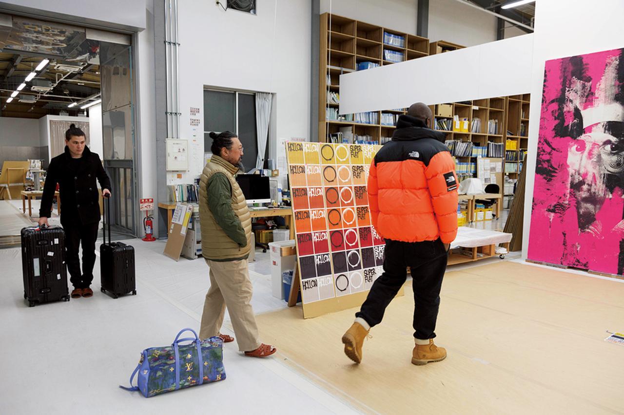 Images : 7番目の画像 - 「ファッションとアートの世界に 新風を巻き起こす ヴァージル・アブロー」のアルバム - T JAPAN:The New York Times Style Magazine 公式サイト