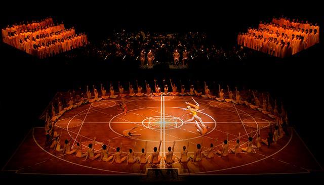 """画像2: ベートーヴェン×ベジャール。 伝説のバレエ""""第九""""の舞台裏に迫る"""