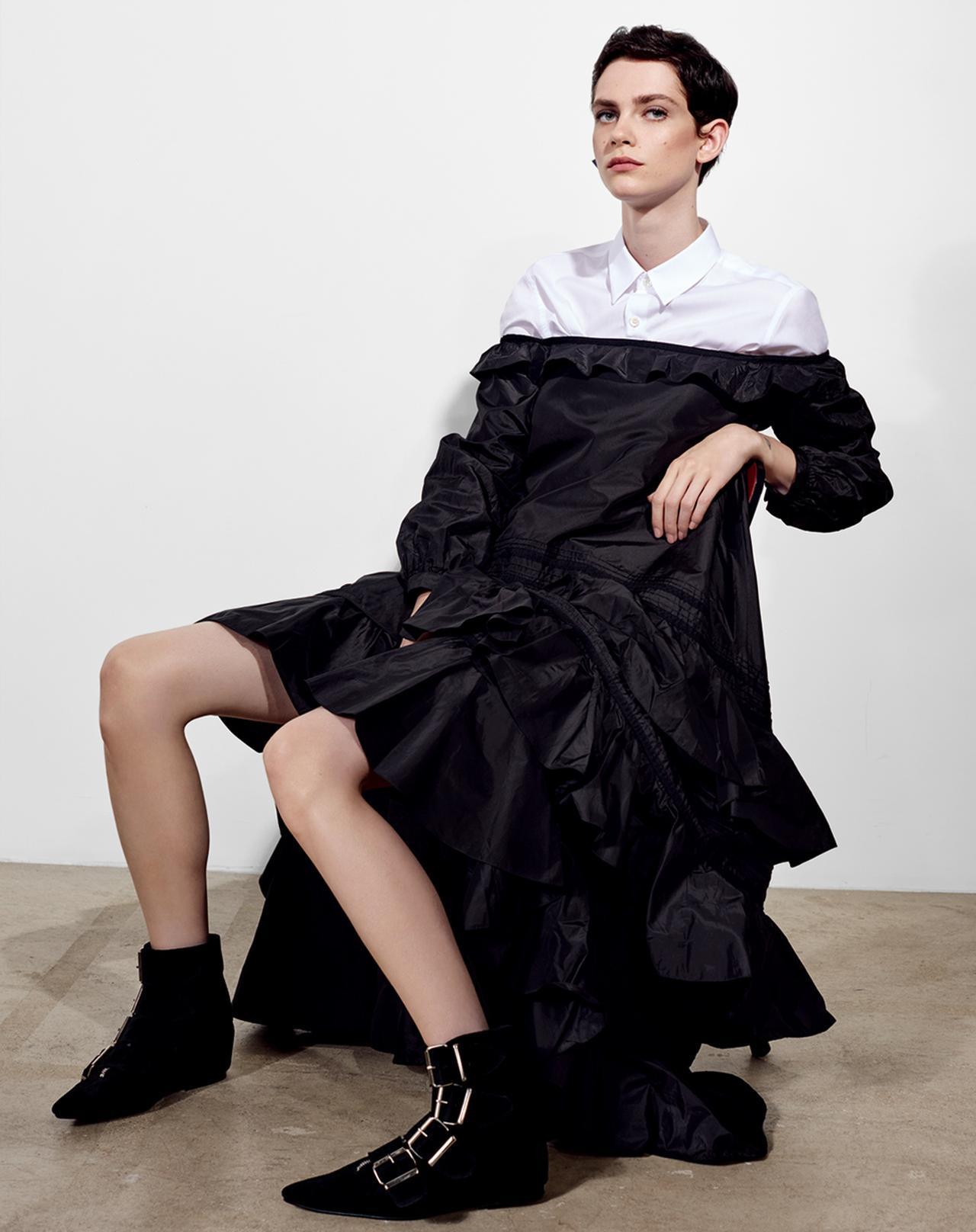 Images : 6番目の画像 - 「黒の洗練。 黒を重ね、黒を極める」のアルバム - T JAPAN:The New York Times Style Magazine 公式サイト