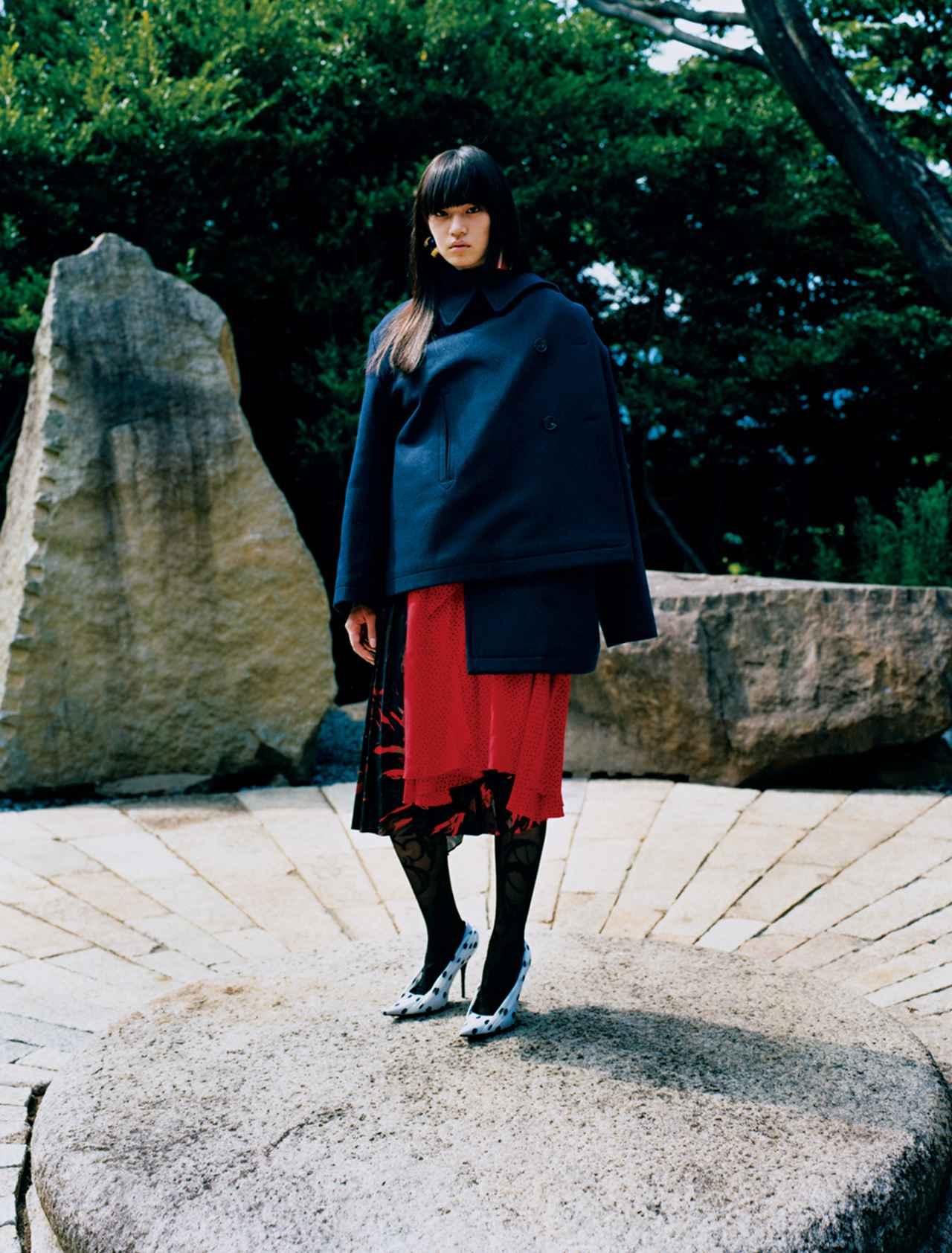 Images : 2番目の画像 - 「時代を超えるファッションと建築」のアルバム - T JAPAN:The New York Times Style Magazine 公式サイト