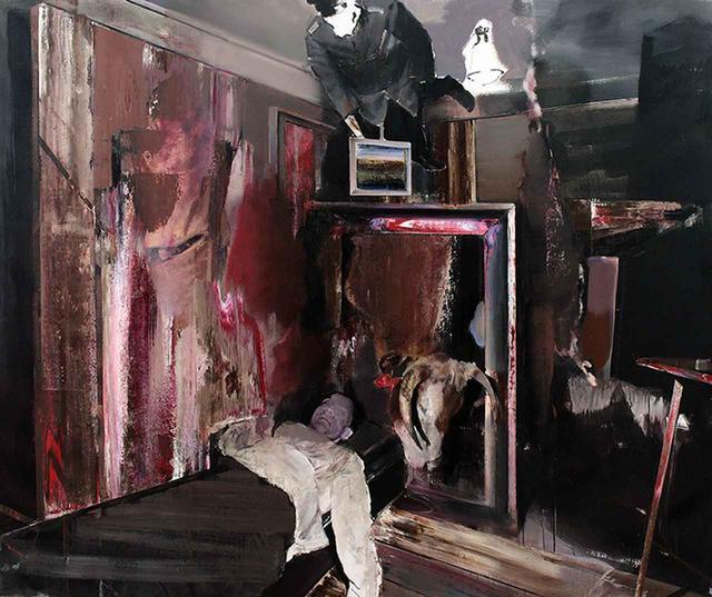 画像: エイドリアン・ゲーニー《THE COLLECTOR 4》2009年 © ADRIAN GHENIE, COURTESY OF GALERIA PLAN B, PHOTOGRAPH BY THE ARTIST