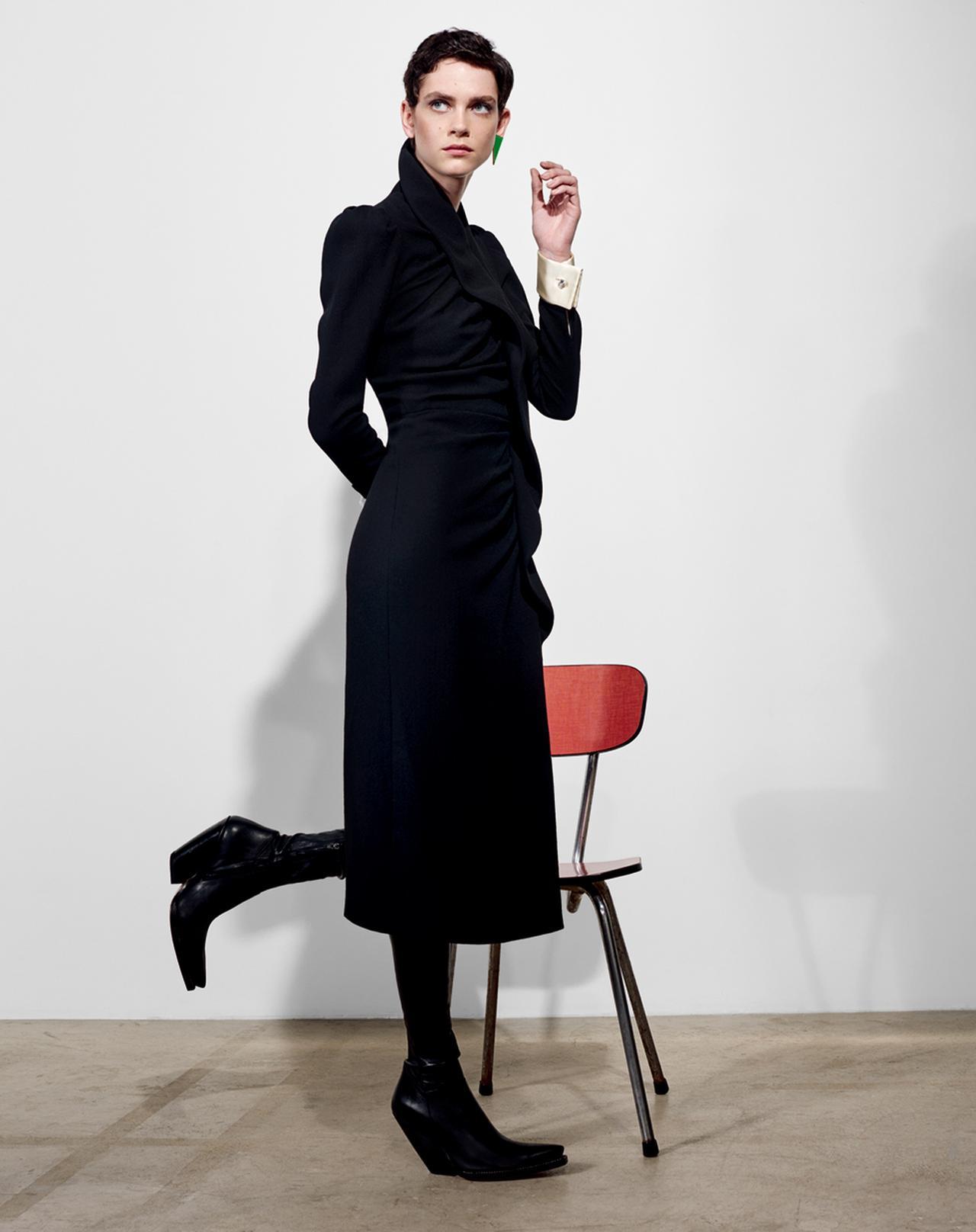 Images : 2番目の画像 - 「黒の洗練。 黒を重ね、黒を極める」のアルバム - T JAPAN:The New York Times Style Magazine 公式サイト