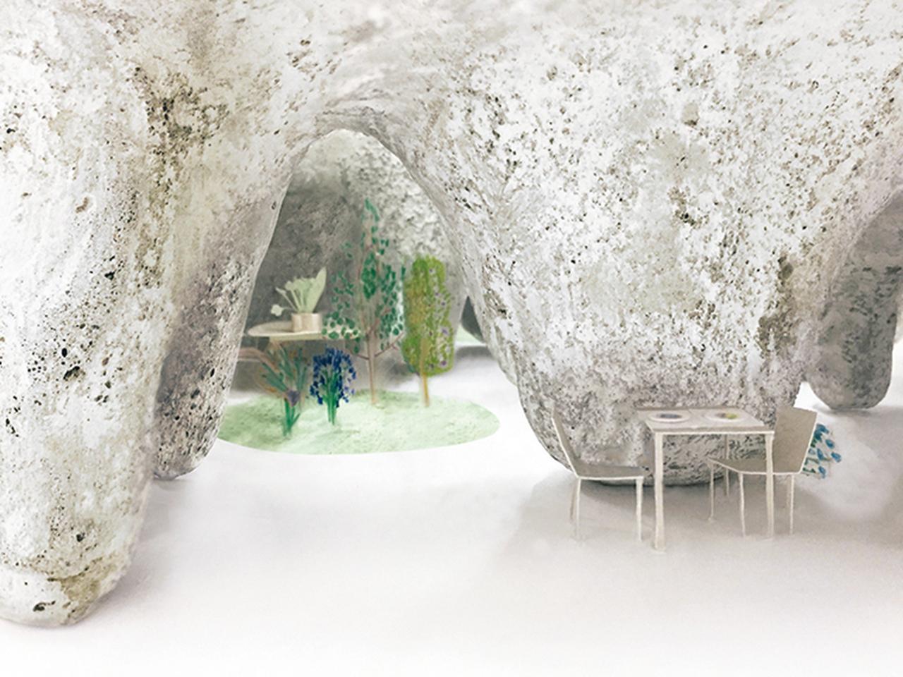 Images : 4番目の画像 - 「建築界、アート界が注目する 石上純也の個展が、  カルティエ現代美術財団で開催」のアルバム - T JAPAN:The New York Times Style Magazine 公式サイト