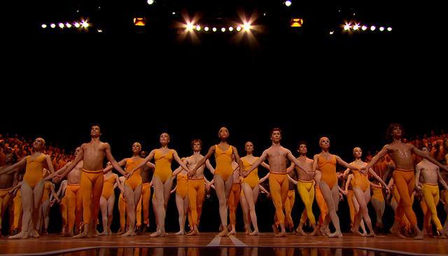 """画像1: ベートーヴェン×ベジャール。 伝説のバレエ""""第九""""の舞台裏に迫る"""