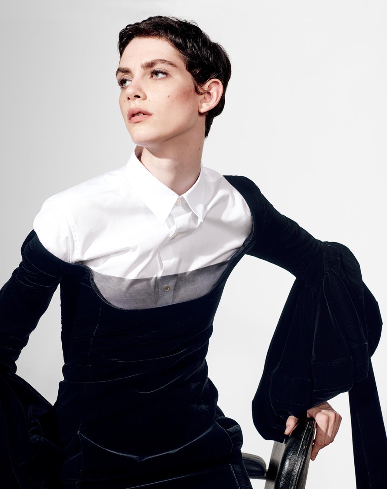 Images : 8番目の画像 - 「黒の洗練。 黒を重ね、黒を極める」のアルバム - T JAPAN:The New York Times Style Magazine 公式サイト