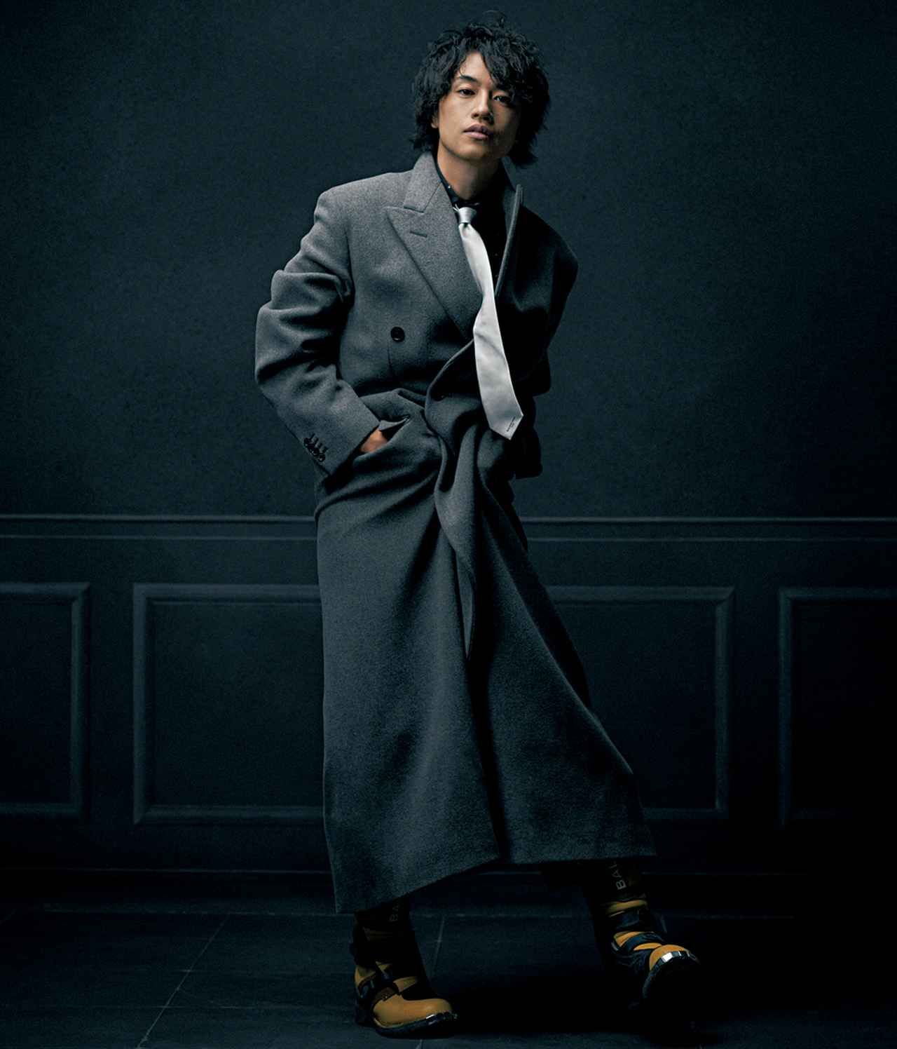 Images : 2番目の画像 - 「斎藤 工、かく纏いし」のアルバム - T JAPAN:The New York Times Style Magazine 公式サイト