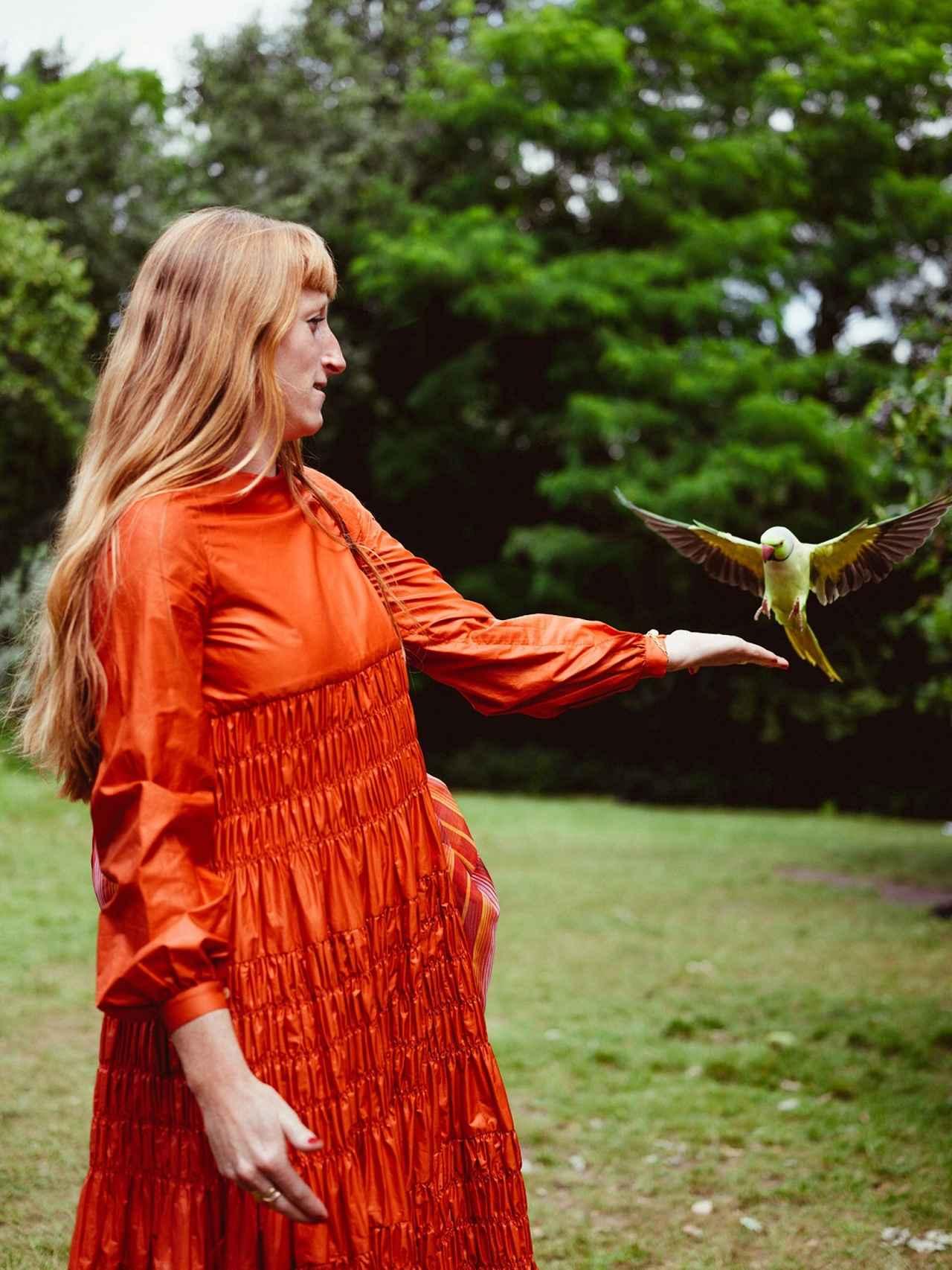 Images : 12番目の画像 - 「期待の若手デザイナー、 モリー・ゴダードの凱旋」のアルバム - T JAPAN:The New York Times Style Magazine 公式サイト