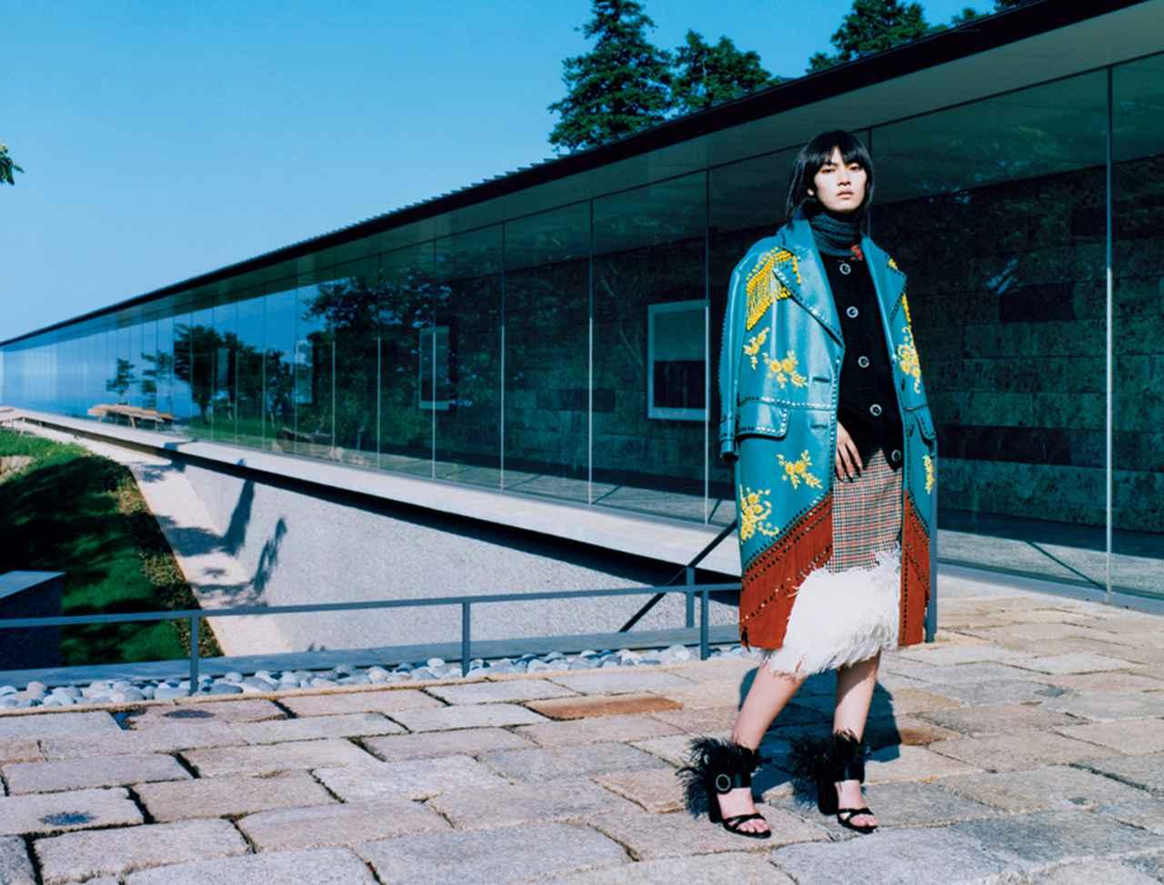 Images : 1番目の画像 - 「時代を超えるファッションと建築」のアルバム - T JAPAN:The New York Times Style Magazine 公式サイト