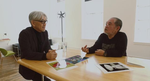 画像: 坂本龍一とはもう40年もの付き合いだという