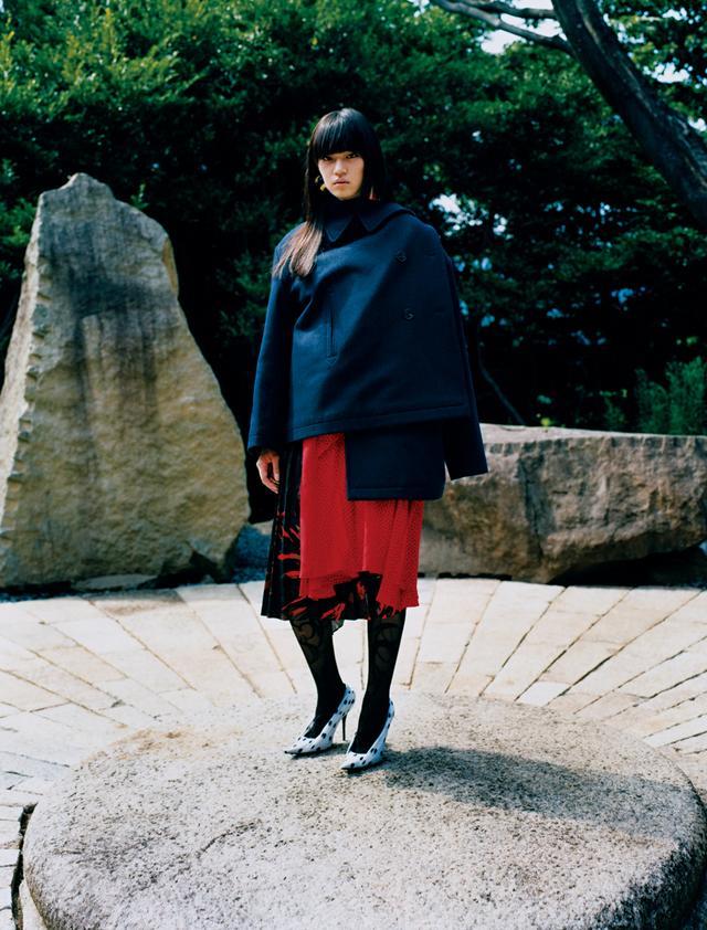 画像2: 時代を超えるファッションと建築