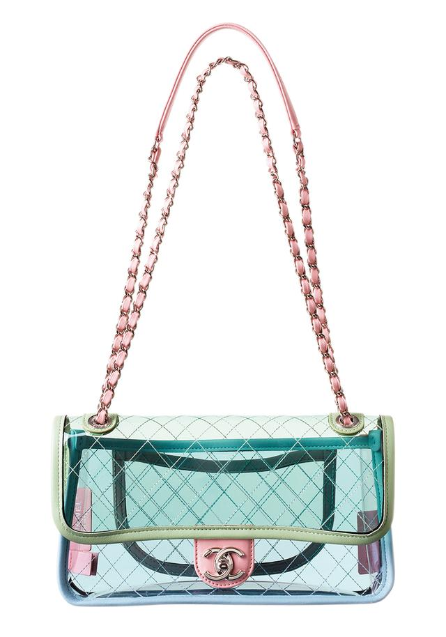 画像1: 限りなく透明に近い 春のシューズ&バッグ