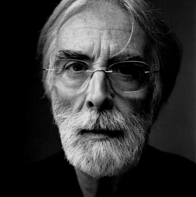 画像: MICHAEL HANEKE © BRIGITTE LACOMBE PHOTOGRAPHS: © 2017 LES FILMS DU LOSANGE - X FILME CREATIVE POOL ENTERTAINMENT GMBH -WEGA FILM - ARTE FRANCE CINEMA - FRANCE 3 CINEMA - WESTDEUTSCHER RUNDFUNK- BAYERISCHER RUNDFUNK- ARTE - ORF