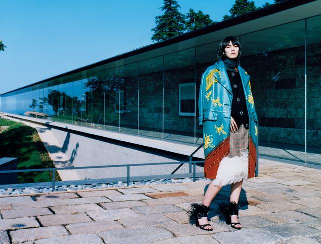 画像1: 時代を超えるファッションと建築