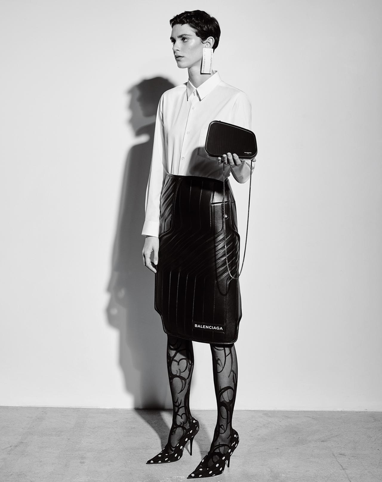 Images : 4番目の画像 - 「黒の洗練。 黒を重ね、黒を極める」のアルバム - T JAPAN:The New York Times Style Magazine 公式サイト