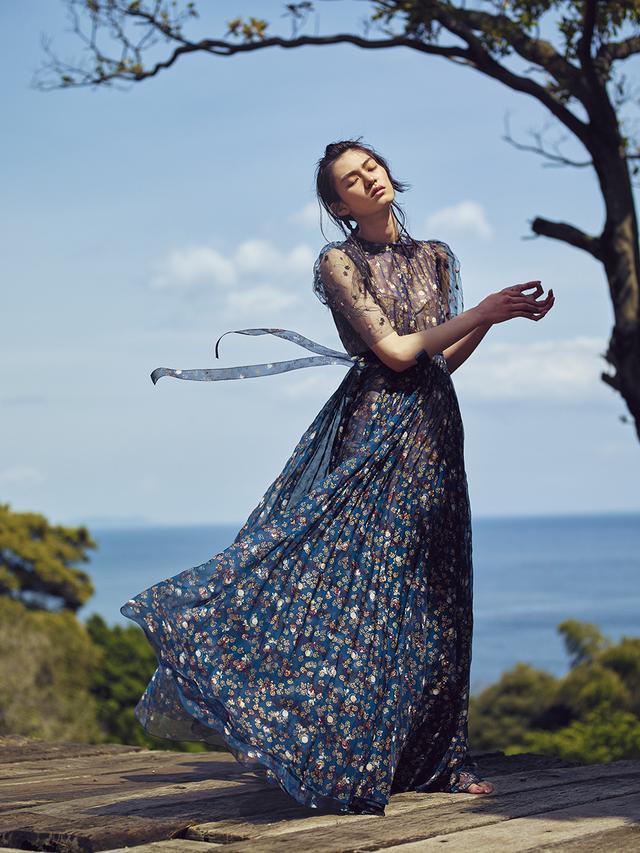 画像1: 今日を彩るドレス