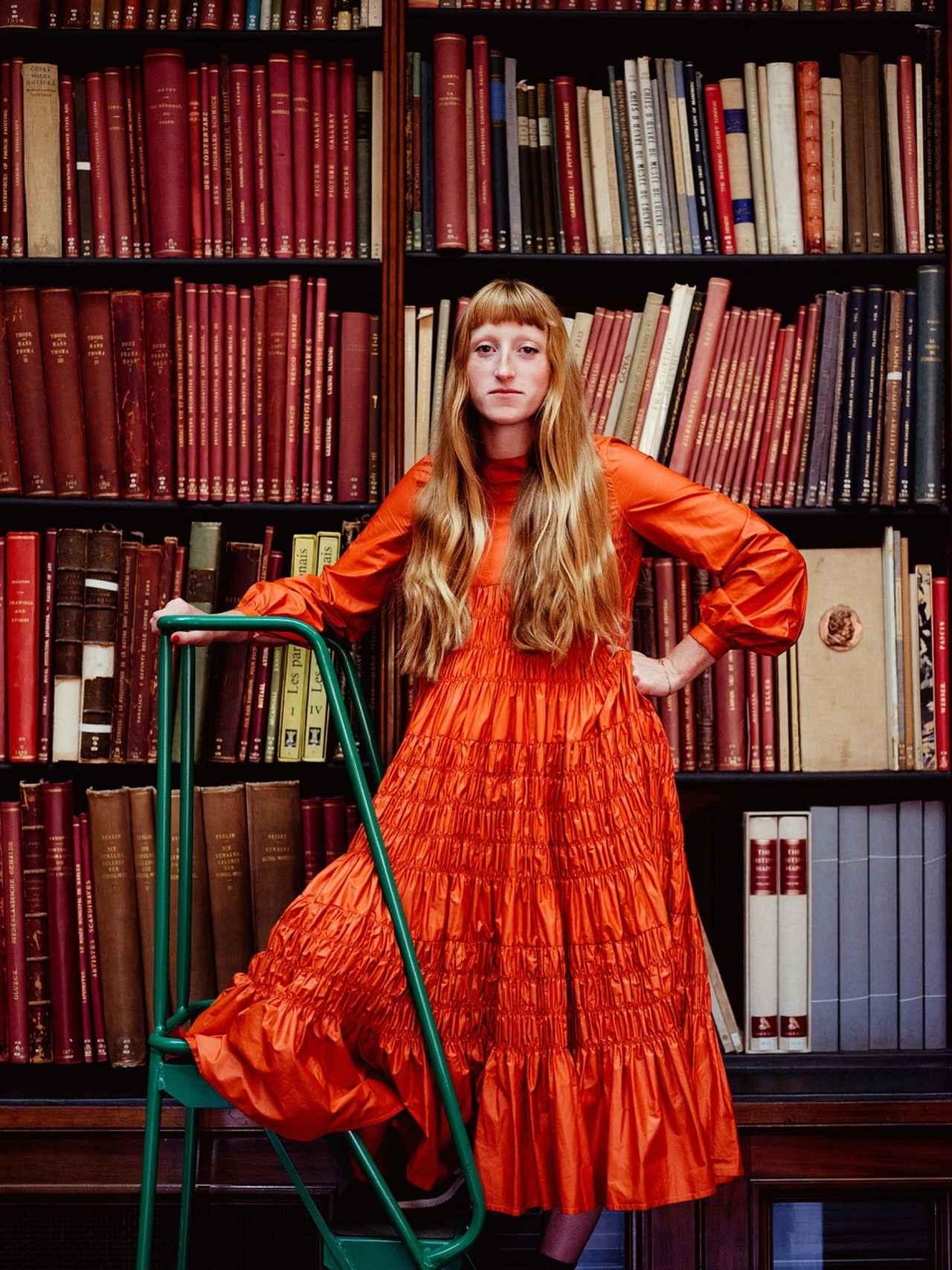 Images : 3番目の画像 - 「期待の若手デザイナー、 モリー・ゴダードの凱旋」のアルバム - T JAPAN:The New York Times Style Magazine 公式サイト