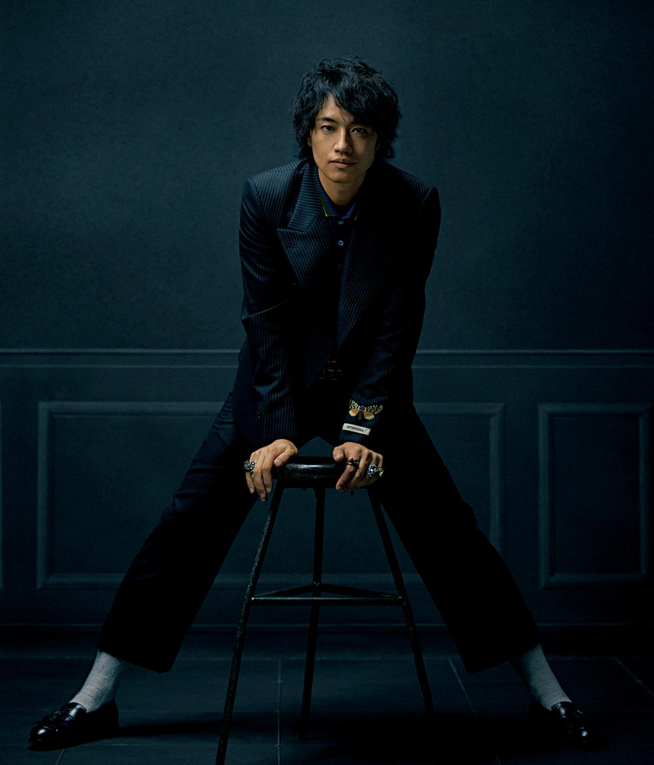 Images : 3番目の画像 - 「斎藤 工、かく纏いし」のアルバム - T JAPAN:The New York Times Style Magazine 公式サイト
