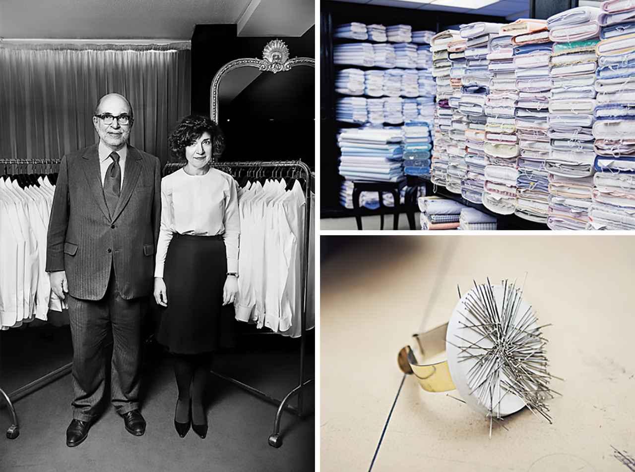 Images : 3番目の画像 - 「大統領を顧客に持つシャツ・メーカー、 シャルヴェの伝説のシャツを オーダーしてみた」のアルバム - T JAPAN:The New York Times Style Magazine 公式サイト