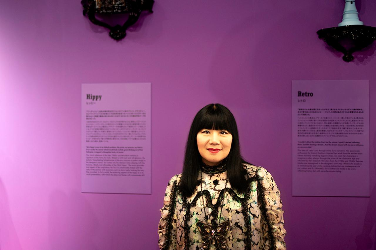 Images : 2番目の画像 - 「ファンタジーと革新が織りなす 「アナ スイ」ワールドへ」のアルバム - T JAPAN:The New York Times Style Magazine 公式サイト