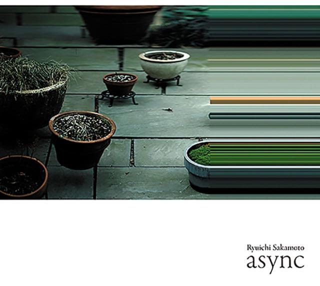 画像: 坂本龍一の最新アルバム『async』 2017年3月29日にcommmonsより発売 COURTESY OF COMMMONS