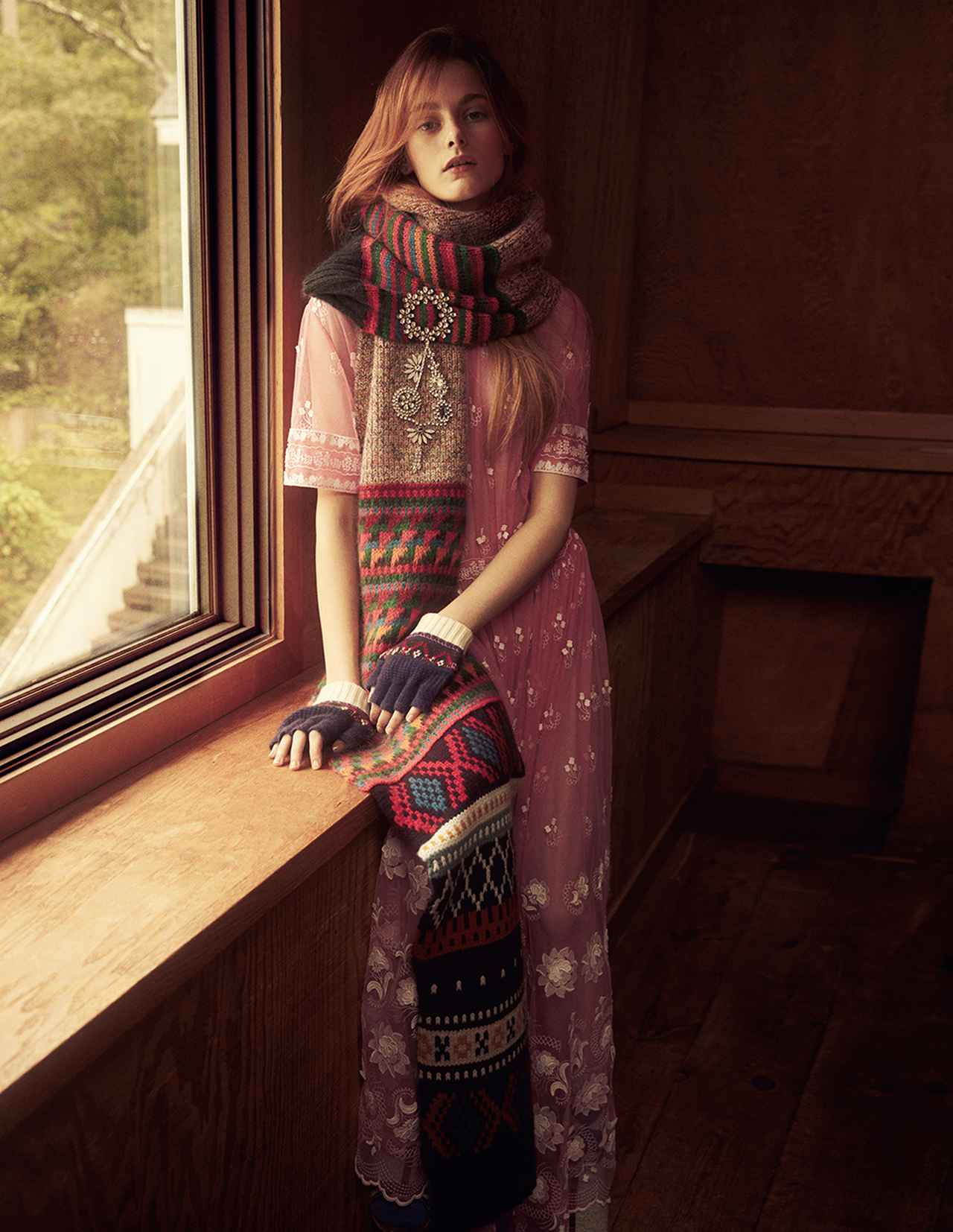Images : 1番目の画像 - 「冬の陽だまり、まどろみの午後」のアルバム - T JAPAN:The New York Times Style Magazine 公式サイト