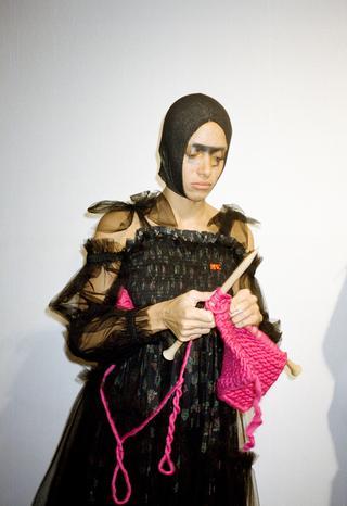 編み物はお手のもの|金曜日 PM4:55