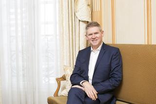 最高醸造責任者ドミニク・ドゥマルヴィル氏