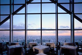 レストラン「ニューヨーク グリル」