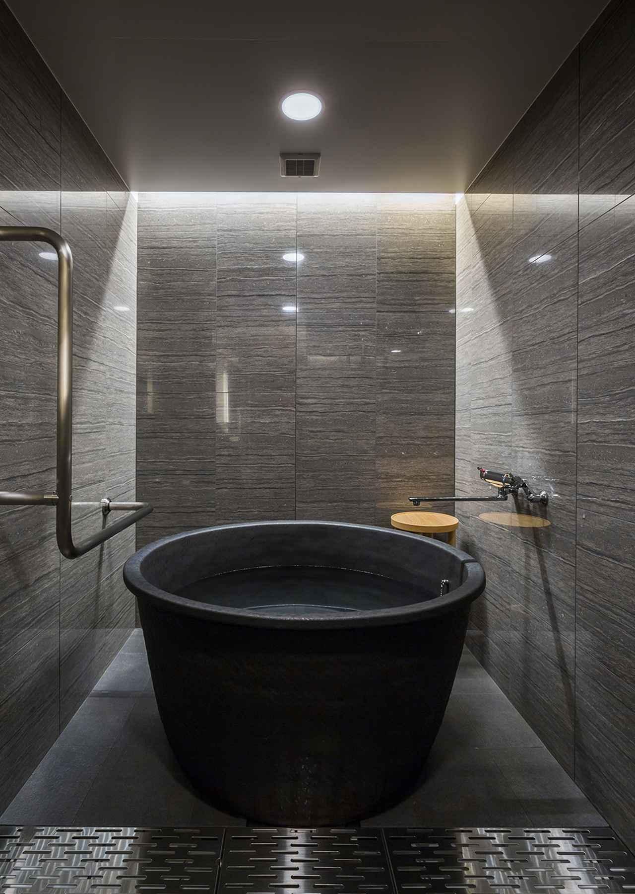 画像 : 浴室