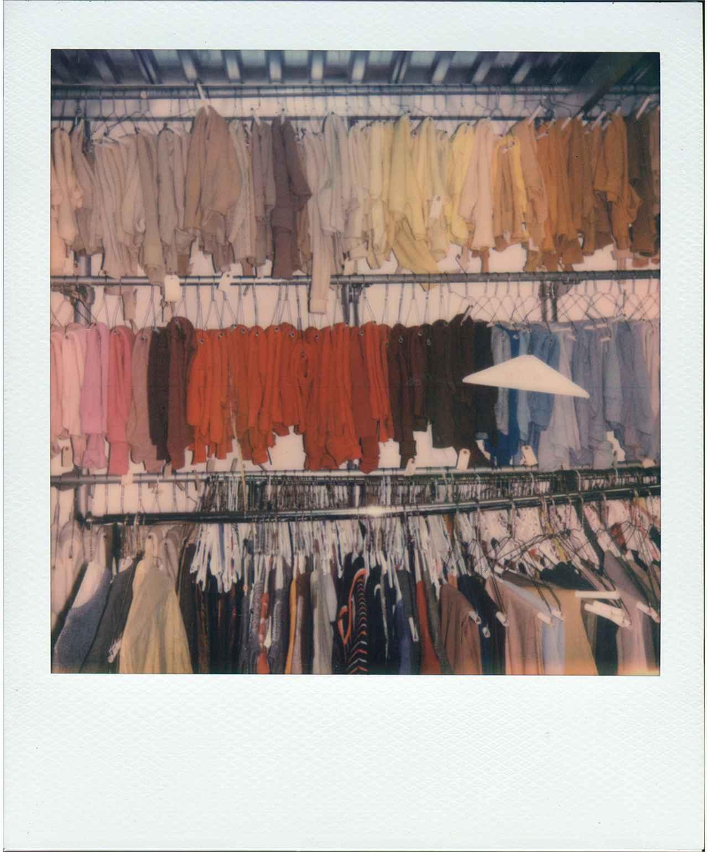 Images : 2番目の画像 - 「本人撮影のポラロイドで追う ポール・スミスの 48時間 in LA」のアルバム - T JAPAN:The New York Times Style Magazine 公式サイト
