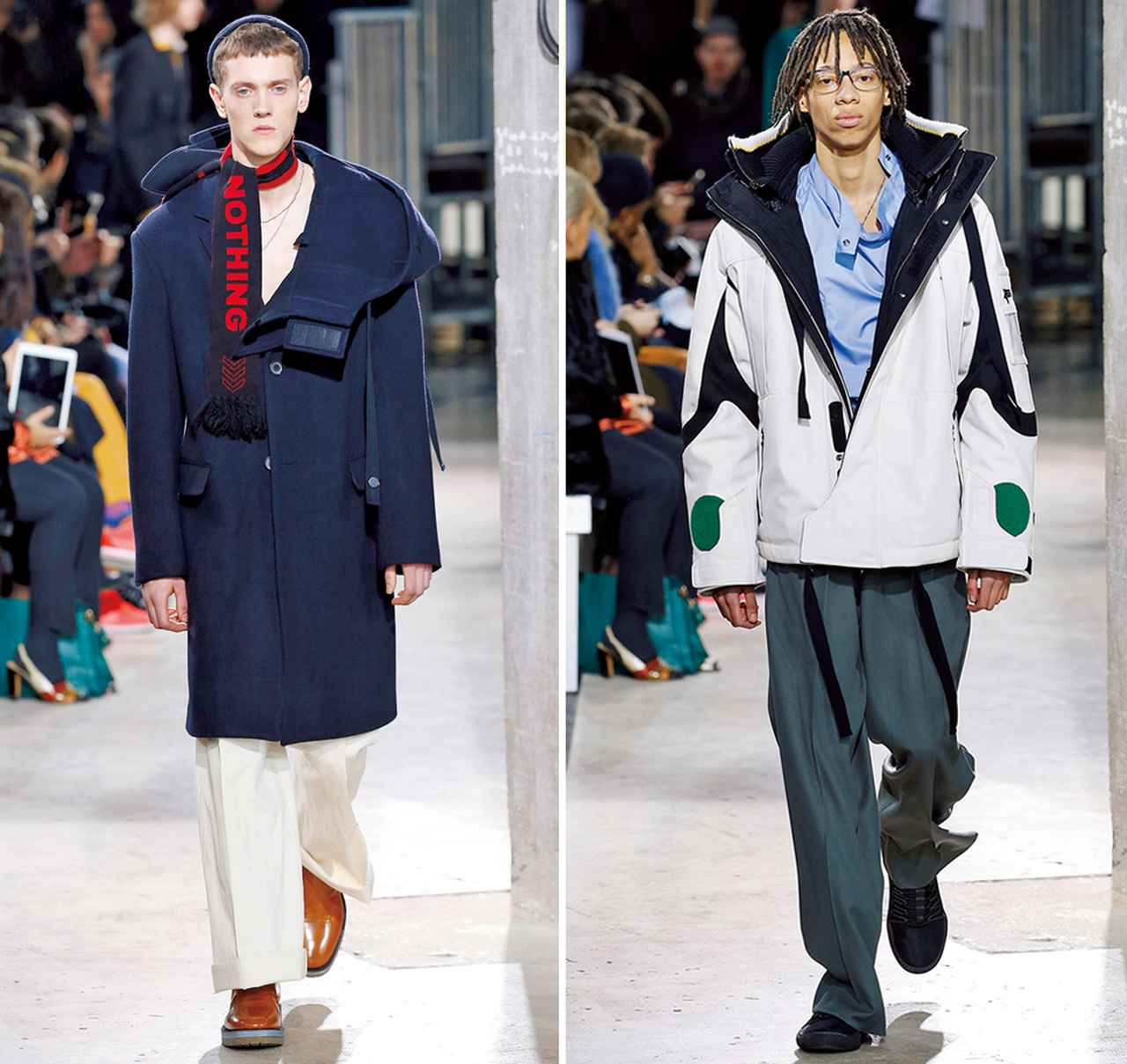 "Images : 3番目の画像 - 「世界が混乱しつつある今、 気分にフィットするのは ""平凡""なファッションだ」のアルバム - T JAPAN:The New York Times Style Magazine 公式サイト"