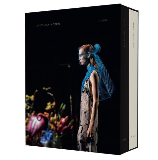 画像: 2冊セットの限定版『 Dries Van Noten 1-100 』¥18,500 ドリス ヴァン ノッテン ショップおよび一部百貨店内コーナーで販売