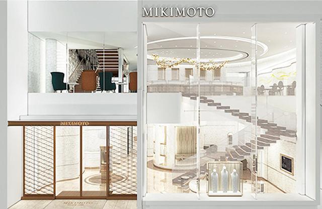 画像: 自然がコンセプトの新店舗のエントランスの吹き抜けが圧巻。1階から6階が売り場、7階はホール
