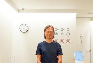 代表取締役ファウンダーの油井啓祐氏