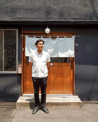 HAGI STUDIO代表取締役の宮崎晃吉氏