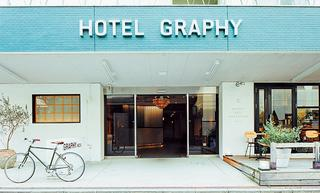 「HOTEL GRAPHY」