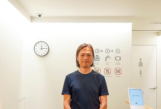 画像: 代表取締役ファウンダーの油井啓祐氏。 「プロダクトを売るのではなく、ライフスタイルを売る」と独自の発想を唱える COURTESY OF T JAPAN