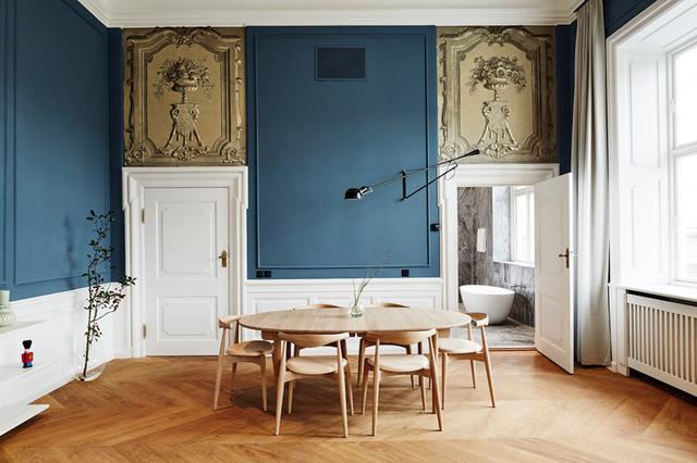 画像: 「ノビス・ホテル」の室内 COURTESY OF HOTEL NOBIS COPENHAGEN